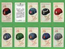 Tobacco Cigarette cards School Emblems, English Schools